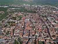 06_13519 09.09.2006 Luftbild Landau in der Pfalz