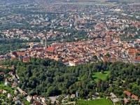 06_13275 07.09.2006 Luftbild Landshut