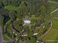 05_5638 03.09.2005 Luftbild Leverkusen Schloss Morsbroich