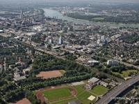 09_12248 19.08.2009 Luftbild Leverkusen