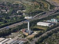 09_12261 19.08.2009 Luftbild Leverkusen