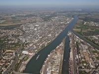 06_13428 09.09.2006 Luftbild Ludwigshafen am Rhein