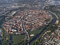 05_5355 31.08.2005 Luftbild Luebeck