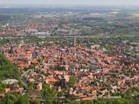 07_4062 21.09.2005 Luftbild Lueneburg
