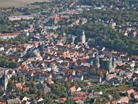 07_18580 16.09.2007 Luftbild Eisleben