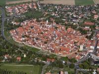 06_14987 21.09.2006 Luftbild Mainbernheim