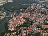 06_10556 22.07.2006 Luftbild Neuburg an der Donau