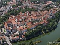 06_10562 22.07.2006 Luftbild Neuburg an der Donau