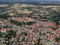 06_10569 22.07.2006 Luftbild Neuburg an der Donau