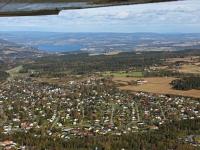 11K2_1411 Raufoss + Landschaft