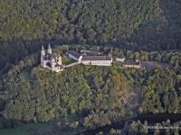06_14144 10.09.2006 Luftbild Obernhof Kloster Arnstein an der Lahn