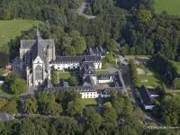 05_5648 03.09.2005 Luftbild Odenthal Altenberger Dom