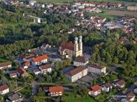 06_13155 06.09.2006 Luftbild Pfarrkirchen