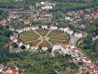 12K2_3527 Luftbild Putbuskreisel