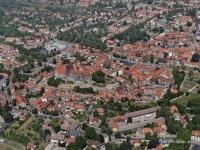 06_10318 19.07.2006 Luftbild Quedlinburg