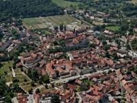 06_10332 19.07.2006 Luftbild Quedlinburg