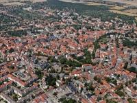 06_10335 19.07.2006 Luftbild Quedlinburg