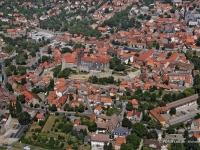 06_10339 19.07.2006 Luftbild Quedlinburg