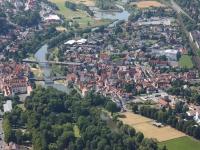 I08_12972 01.07.2008 Luftbild Rotenburg an der Fulda