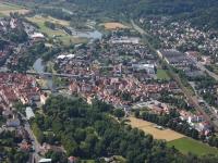 I08_12974 01.07.2008 Luftbild Rotenburg an der Fulda