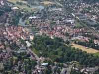 I08_12976 01.07.2008 Luftbild Rotenburg an der Fulda