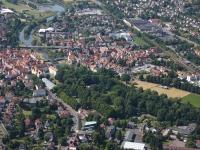 I08_12977 01.07.2008 Luftbild Rotenburg an der Fulda