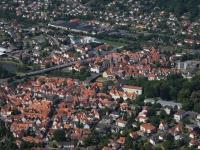 I08_12983 01.07.2008 Luftbild Rotenburg an der Fulda