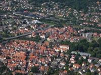 I08_12985 01.07.2008 Luftbild Rotenburg an der Fulda