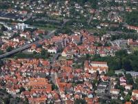 I08_12986 01.07.2008 Luftbild Rotenburg an der Fulda