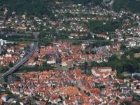 I08_12988 01.07.2008 Luftbild Rotenburg an der Fulda
