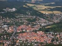I08_12990 01.07.2008 Luftbild Rotenburg an der Fulda