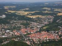 I08_12993 01.07.2008 Luftbild Rotenburg an der Fulda