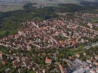 06_15003 21.09.2005 Luftbild Rothenburg ob der Tauber