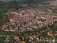 06_15007 21.09.2005 Luftbild Rothenburg ob der Tauber