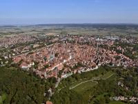 06_15011 21.09.2005 Luftbild Rothenburg ob der Tauber
