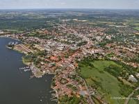 06_9682 15.07.2006 Luftbild Schleswig