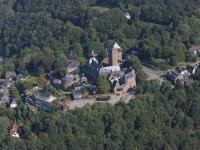 08_20075 11.09.2008 Luftbild Solingen Burg an der Wupper