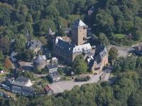 08_20077 11.09.2008 Luftbild Solingen Burg an der Wupper