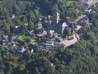 08_20081 11.09.2008 Luftbild Solingen Burg an der Wupper
