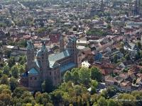 09_13062 31.08.2009 Luftbild Speyer