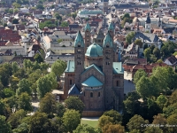 09_13063 31.08.2009 Luftbild Speyer