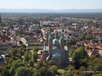 09_13064 31.08.2009 Luftbild Speyer