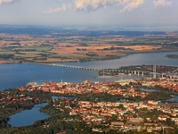 13_40598 28.08.2013 Luftbild Stralsund