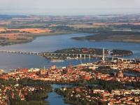 13_40608 28.08.2013 Luftbild Stralsund