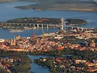 13_40613 28.08.2013 Luftbild Stralsund