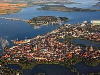 13_40725 28.08.2013 Luftbild Stralsund