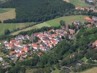 08_12833 01.07.2008 Luftbild Trendelburg