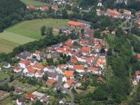 08_12839 01.07.2008 Luftbild Trendelburg