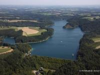 09_12273 19.08.2009 Luftbild Wahnbachtalsperre