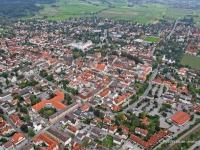 06_13113 06.09.2006 Luftbild Weilheim